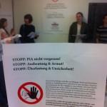 Berlin - STOPP: PiA nicht vergessen!